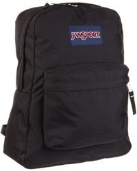 Jansport - Superbreak(r) (signature Purple) Backpack Bags - Lyst