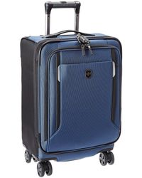 """Victorinox - Werks Traveler 5.0 - Wt 20"""" Dual Caster Expandable 8-wheel Global Carry-on - Lyst"""