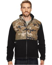 30d92c8d1d50 The North Face - Denali 2 Jacket (recycled Tnf Black burnt Olive Green  Woodchip