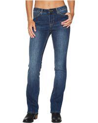 Carhartt - Slim Fit Layton Bootcut Jeans (rainwash) Women's Jeans - Lyst