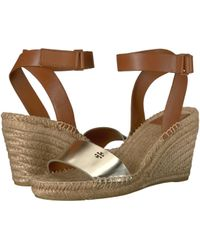 Tory Burch - Bima 2 90mm Wedge Espadrille - Lyst