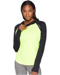 Brooks - Nightlife Dash Hoodie (black/nightlife) Women's Sweatshirt - Lyst