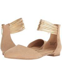 Aerosoles - Girl Talk (black Combo) Women's Sling Back Shoes - Lyst