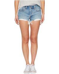 Levi's Premium - Premium 501 Shorts W/ Embellishment - Lyst