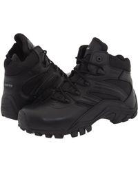 Bates - Delta 6 Side Zip (black) Men's Work Boots - Lyst