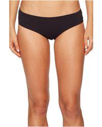 Vince Camuto - Sea Scallops Shirred Smooth Fit Cheeky Bikini Bottoms - Lyst