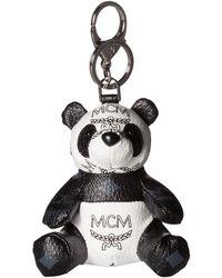 MCM - Visetos Charm Panda Charm - Lyst