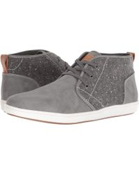 69c176e7d50 Steve Madden - Fendale (black) Men s Shoes - Lyst