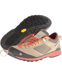Vasque - Grand Traverse (aluminum/hot Coral) Women's Shoes - Lyst