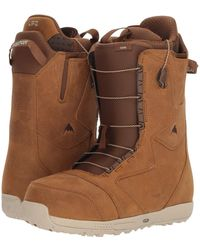 Burton - Ion Leather '19 (roughneck) Men's Cold Weather Boots - Lyst