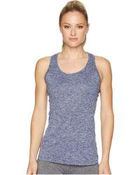 Nike - Balance Cross-dye Veneer Dry Tank Top (burgundy Crush/heather/storm Pink/storm Pink) Women's Workout - Lyst