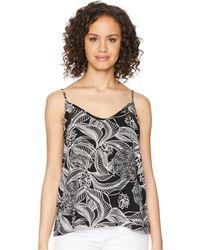 Roxy - Black Waves (anthracite Origin Of Light) Women's Clothing - Lyst
