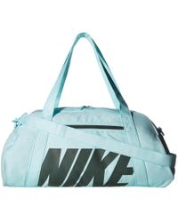 Nike - Gym Club Bag (black black white) Bags - Lyst 288ed9e71f9c2