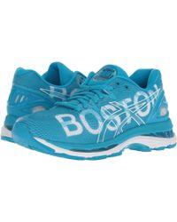 Asics - Gel-nimbus(r) 20 Boston (boston/2018/blue) Women's Running Shoes - Lyst