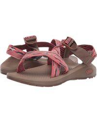 46086bf83705 Chaco - Mega Z Cloud (blend Grenadine) Women s Sandals - Lyst