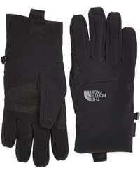 The North Face - Women's Apex+ Etiptm Glove (tnf Black) Extreme Cold Weather Gloves - Lyst