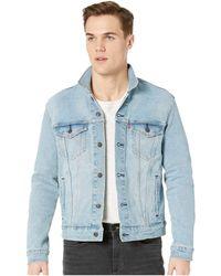 4022496d0d Levi s - Levi s(r) Mens The Trucker Jacket (phalarope Camo) Men s Coat