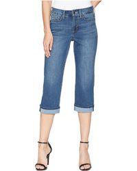 NYDJ - Marilyn Crop Cuff In Zimbali (zimbali) Women's Jeans - Lyst