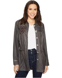 Double D Ranchwear - Where Stars Are Made Jacket (black) Women's Coat - Lyst