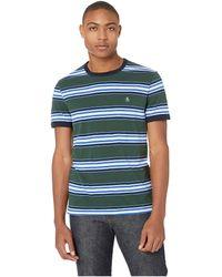 Original Penguin - Slub Stripe Tee (sycamore) Men's T Shirt - Lyst