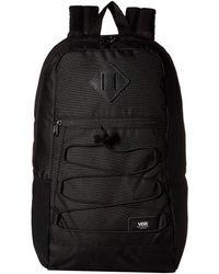 053c56aab5 Vans - Snag Backpack ( Black white) Backpack Bags - Lyst