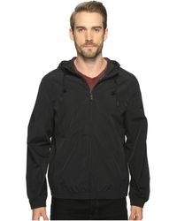 Marc New York - Rogers Hooded Bomber Jacket (black) Men's Coat - Lyst