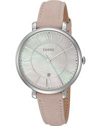 Fossil - Jacqueline Leather - Es4151 - Lyst