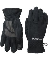 Columbia - Thermaratortm Glove (collegiate Navy) Extreme Cold Weather Gloves - Lyst