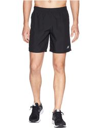 """New Balance - Accelerate 7"""" Shorts - Lyst"""