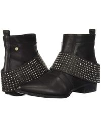 Manila Grace - Studded Booties (v.unica) Women's Boots - Lyst