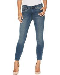NYDJ - Dylan Skinny Ankle W/ Zipper Hem In Ferris (ferris) Women's Jeans - Lyst