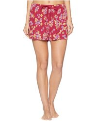 Life Is Good. - Knit Sleep Shorts (wild Cherry) Women's Pajama - Lyst