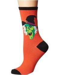 Socksmith - Cackling Witch - Lyst