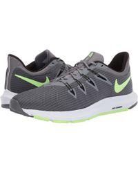 16ef4d956d71 Lyst - Nike Fs Lite Run 4 White cool Grey pure Platinum Mens Running ...