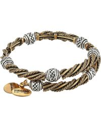 ALEX AND ANI - Relic Wrap Bracelet - Lyst