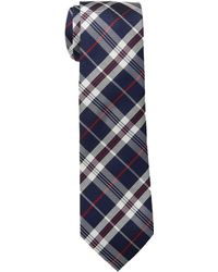 Lauren by Ralph Lauren - Silk Twill Plaid Tie (navy) Ties - Lyst