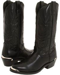 Laredo - Brentwood (black) Cowboy Boots - Lyst