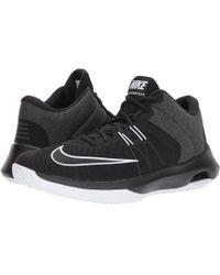huge discount d6e53 27479 Nike - Air Versitile Ii (black white) Men s Basketball Shoes - Lyst
