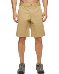 The North Face - Relaxed The Narrows Shorts (kelp Tan) Men's Shorts - Lyst