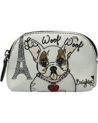 Brighton - French Mini Coin Purse - Lyst