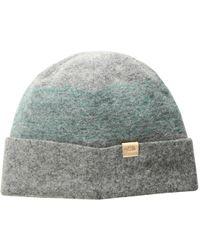 The North Face - Felted Wool Beanie (tnf Medium Grey Heather) Beanies - Lyst eaa3eb491b98