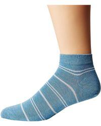 Falke - Stripe Wash Sneaker Sock - Lyst