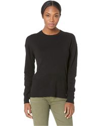 Fig Clothing - Jog Sweater (black) Women's Sweater - Lyst