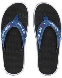 b03eb5768b Vans - La Costa Lite ((checkerboard) Black white) Men s Sandals -