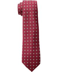 Lauren by Ralph Lauren - Cross Neat Tie (red) Ties - Lyst