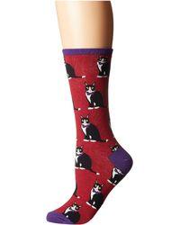 Socksmith - Tuxedo Cats - Lyst