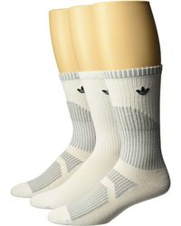 adidas Originals - Originals Prime Mesh Iii Crew Socks 3-pack (white white 29f467f4b6