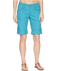 Aventura Clothing - Arden Standard Rise Short (pagoda Blue) Women's Shorts - Lyst