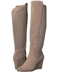 Sole Society - Laila (taupe) Women's Boots - Lyst