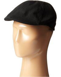 ba047766b Ralph Lauren · San Diego Hat Company - Cth3539 Driver (black) Driving Hats  - Lyst
